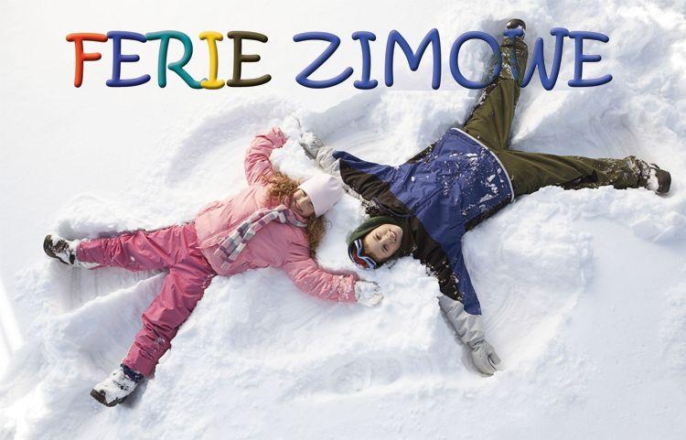 Znalezione obrazy dla zapytania ferie zimowe
