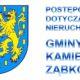 Wójt Gminy Kamieniec Ząbkowicki informuje: